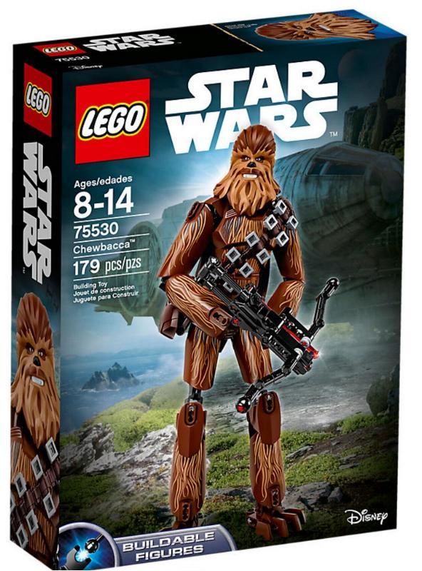 LEGO STAR WARS - 75530 - Chewbacca 75530_12