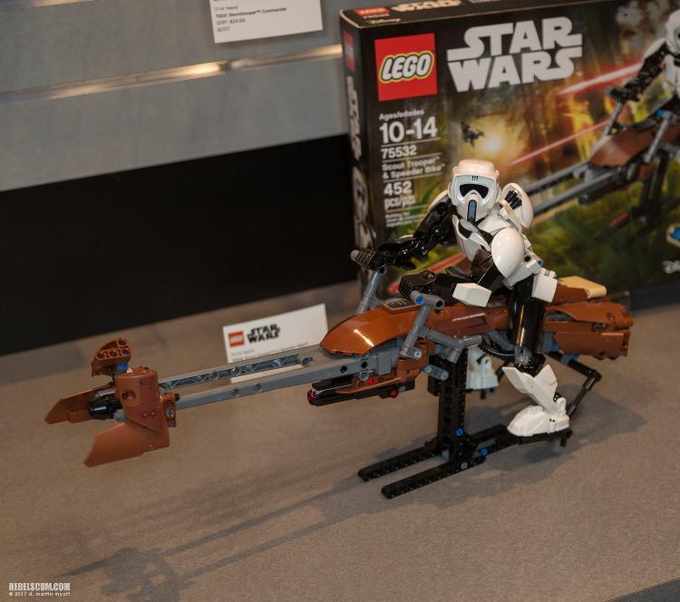 LEGO STAR WARS - 75532 Scout Trooper & Speeder Bike 75532_10