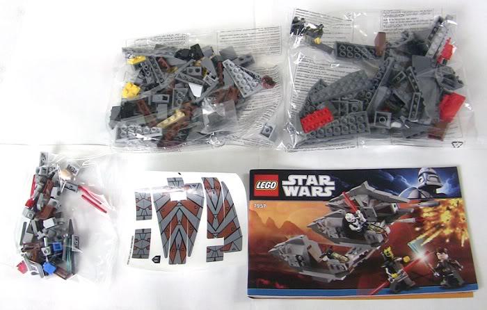 LEGO STAR WARS - 7957 - Sith Nightspeeder  75970610