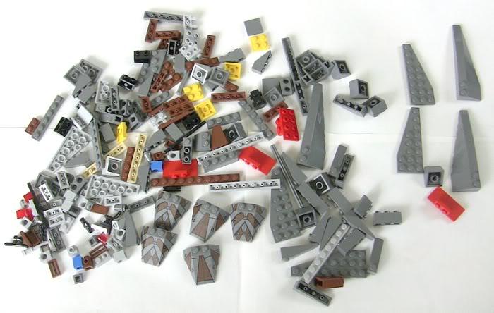 LEGO STAR WARS - 7957 - Sith Nightspeeder  75970910
