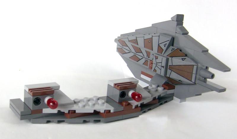LEGO STAR WARS - 7957 - Sith Nightspeeder  75972110
