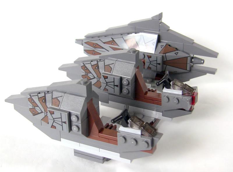 LEGO STAR WARS - 7957 - Sith Nightspeeder  75972610
