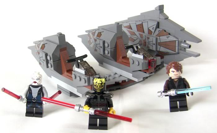 LEGO STAR WARS - 7957 - Sith Nightspeeder  75972810