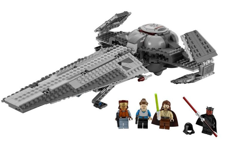LEGO STAR WARS - 7961 - Darth Maul Sith Infiltrator  7961_011