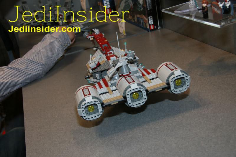 LEGO STAR WARS - 7964 - Frégate de la république 7964_014