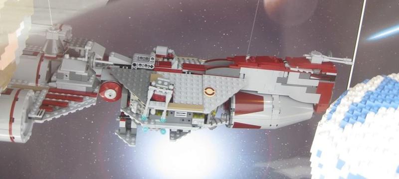 LEGO STAR WARS - 7964 - Frégate de la république 7964_015