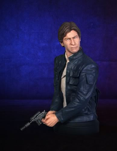 Gentle Giant - Han Solo Mynock Mini bust 80211-10