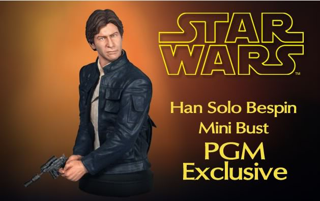 Gentle Giant - Han Solo Mynock Mini bust 80211-11