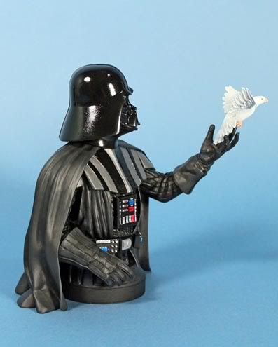 Gentle Giant - Darth Vader Holiday - Bust  810