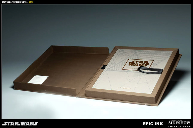 Star Wars: The Blueprints - Le coffret culte  90144117