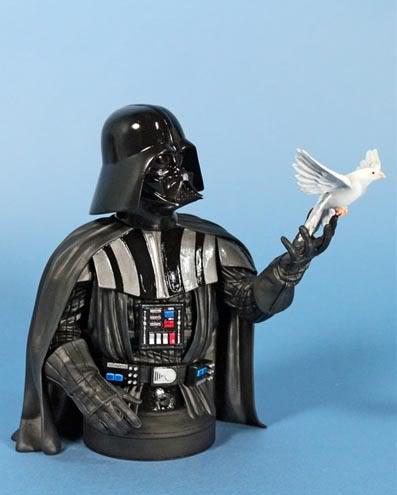 Gentle Giant - Darth Vader Holiday - Bust  910