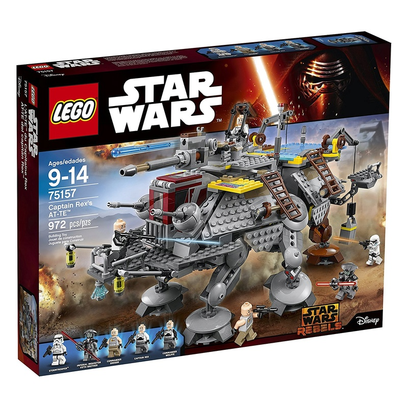 LEGO STAR WARS REBELS - 75157 - Captain REX's AT-TE 91fdi410