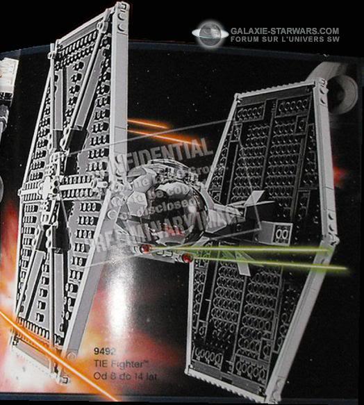 LEGO STAR WARS - 9492 - TIE FIGHTER  9492ti10