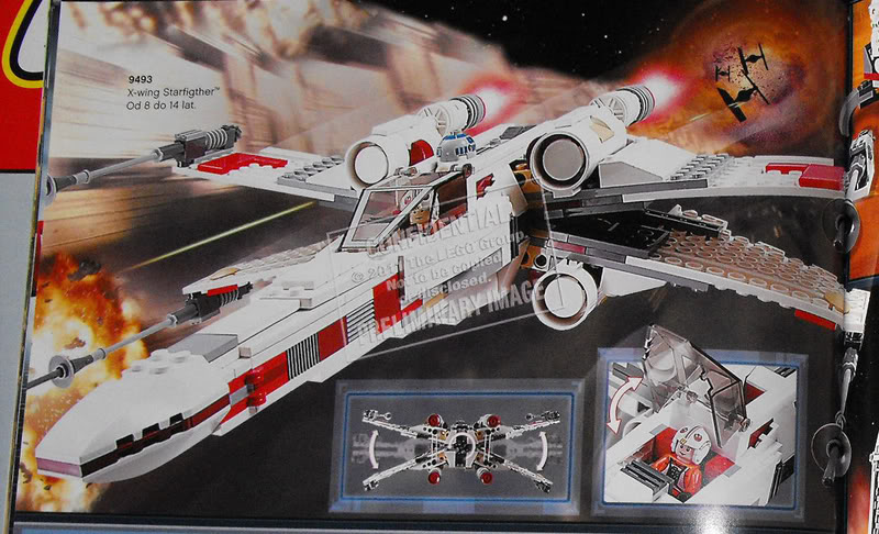 LEGO STAR WARS - 9493 - X-WING STARFIGHTER 949310