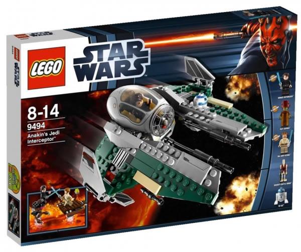 LEGO STAR WARS - 9494 Anakin's Jedi Interceptor 9494_010