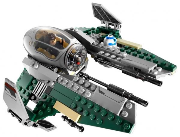 LEGO STAR WARS - 9494 Anakin's Jedi Interceptor 9494_011