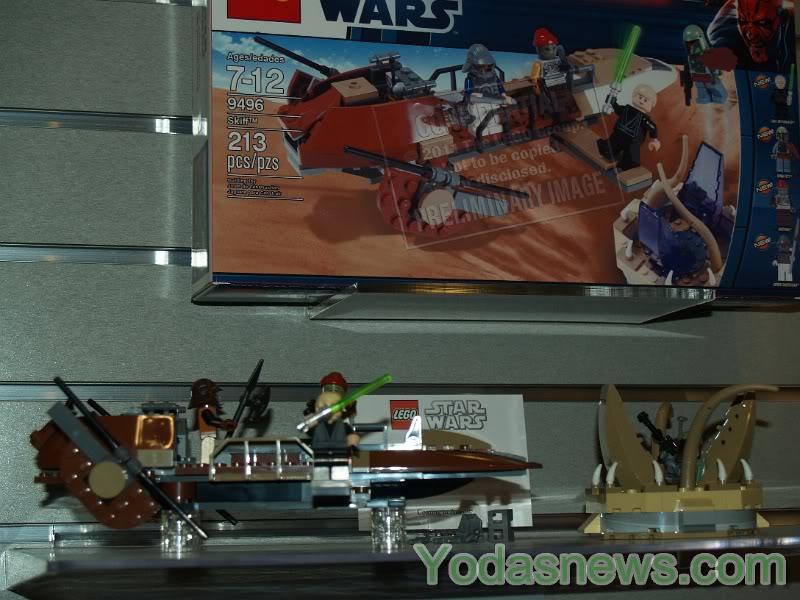LEGO STAR WARS - 9496 - Desert Skiff  94960110