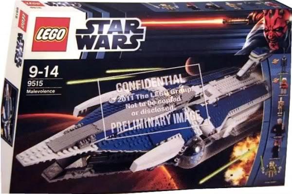 LEGO STAR WARS - 9515 - Malevolence  951510