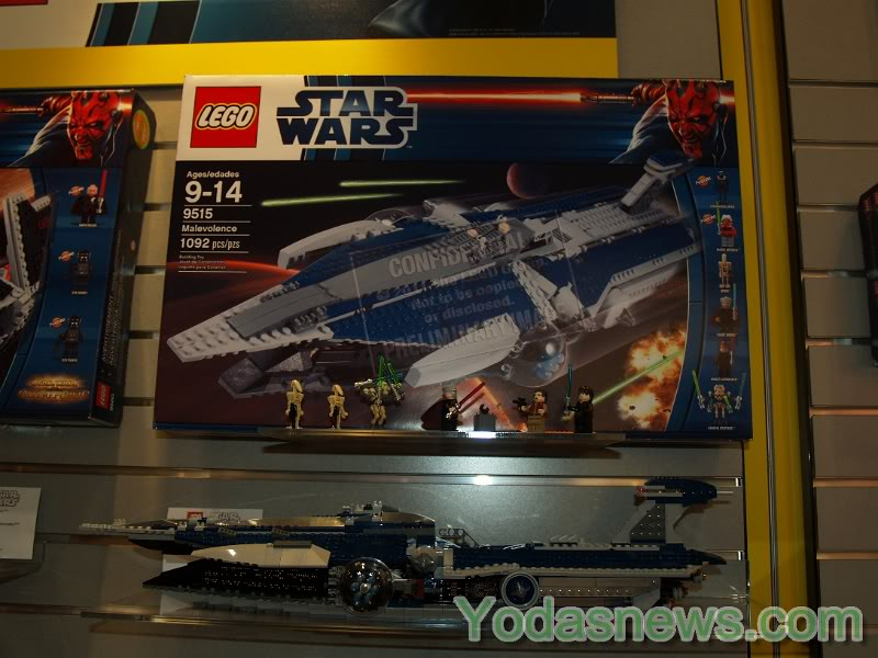 LEGO STAR WARS - 9515 - Malevolence  9515_011