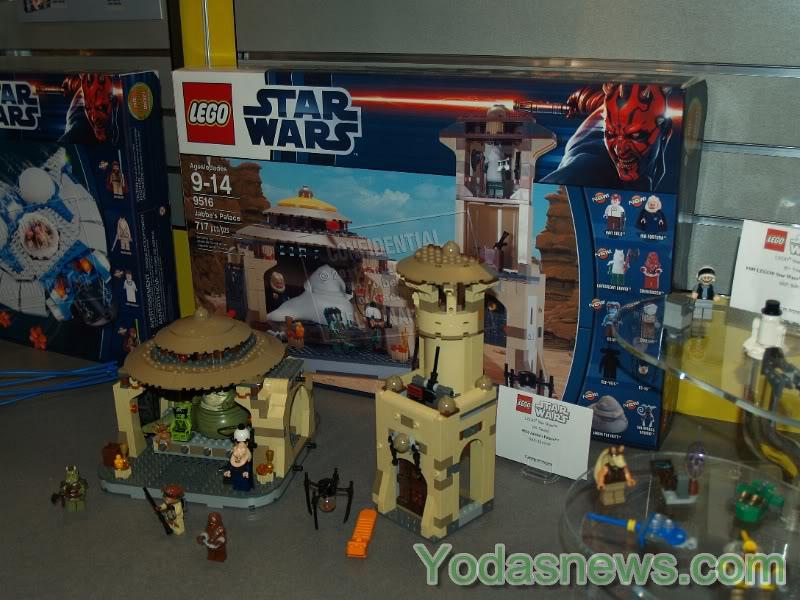 LEGO STAR WARS - 9516 - Jabba's Palace 9516_010
