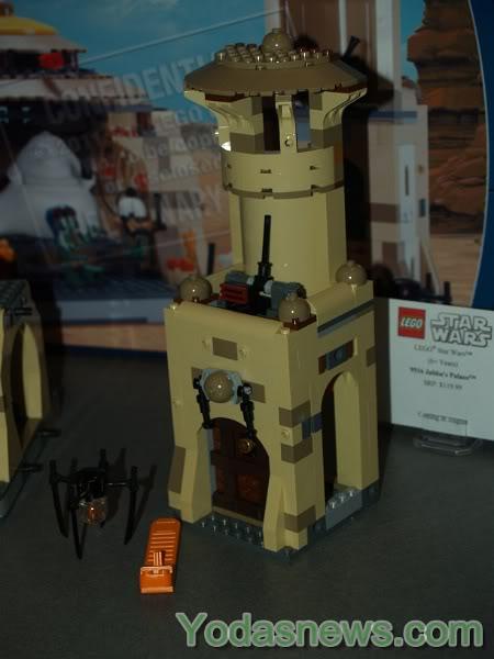LEGO STAR WARS - 9516 - Jabba's Palace 9516_011