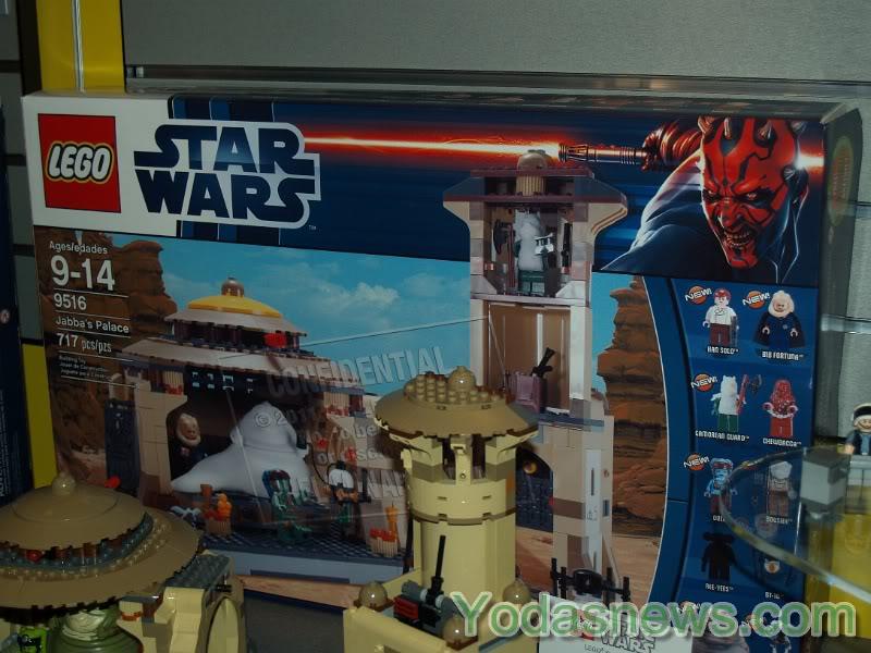 LEGO STAR WARS - 9516 - Jabba's Palace 9516_013