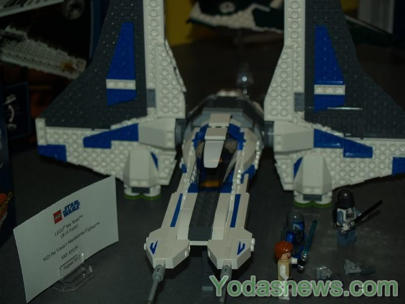 LEGO STAR WARS - 9525 - PRE VIZSLA MANDALORIAN FIGHTER 9525_012