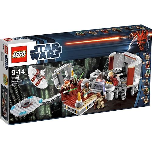 LEGO STAR WARS - 9526 - L'arrestation de Palpatine 9526_010