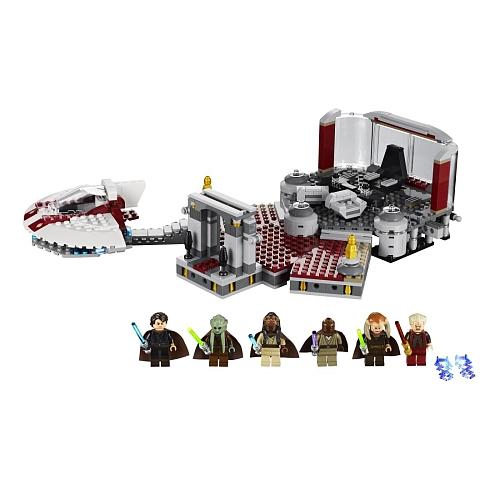 LEGO STAR WARS - 9526 - L'arrestation de Palpatine 9526_011