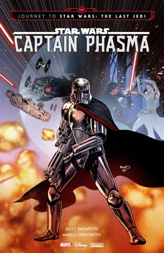 MARVEL Comics US - Star Wars: Captain Phasma A0110