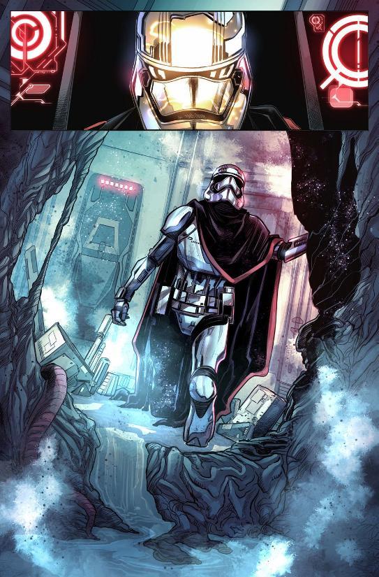 MARVEL Comics US - Star Wars: Captain Phasma A0210