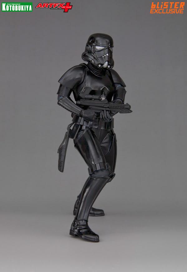 Kotobukiya - Blackhole Stormtroopers  - Artfx+ A0313