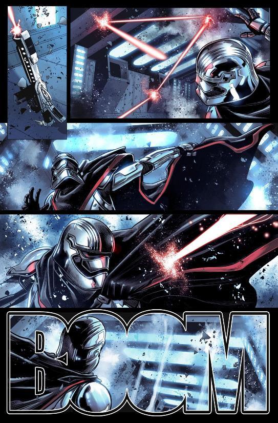 MARVEL Comics US - Star Wars: Captain Phasma A0410