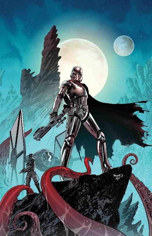 MARVEL Comics US - Star Wars: Captain Phasma A0411