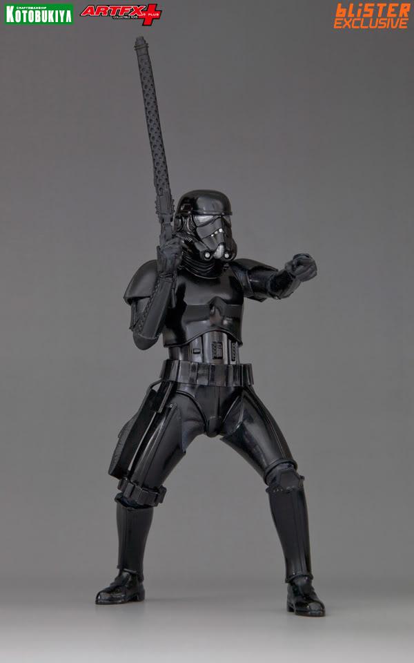 Kotobukiya - Blackhole Stormtroopers  - Artfx+ A0611