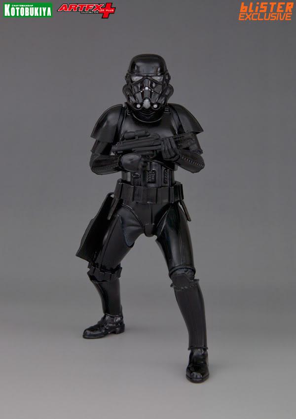 Kotobukiya - Blackhole Stormtroopers  - Artfx+ A0910