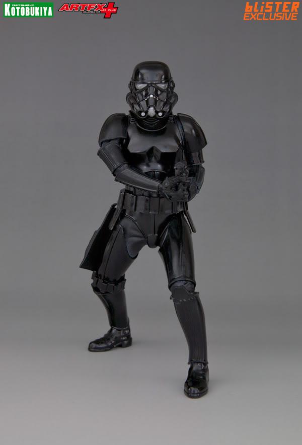 Kotobukiya - Blackhole Stormtroopers  - Artfx+ A1010