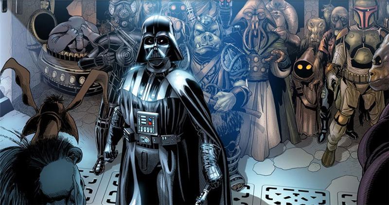 Marvel Comics US - Star Wars: Darth Vader A11