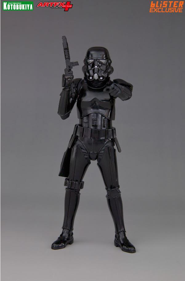 Kotobukiya - Blackhole Stormtroopers  - Artfx+ A1110