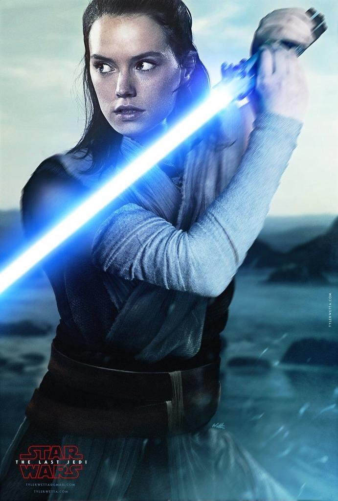 8 - Les posters de Star Wars VIII - The Last Jedi Aa0210