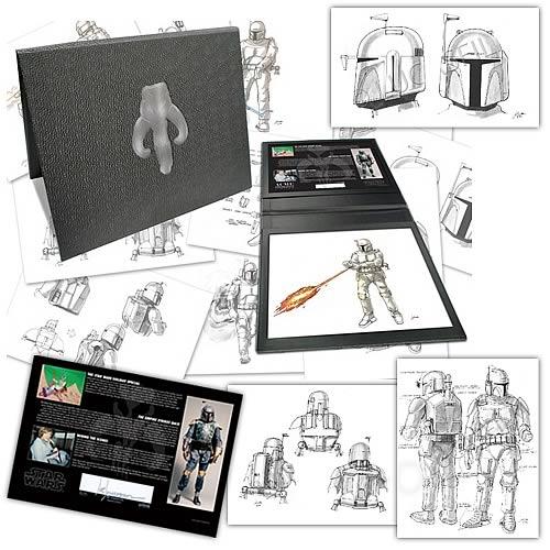 Star Wars Boba Fett Artist Portfolio Acmefe10