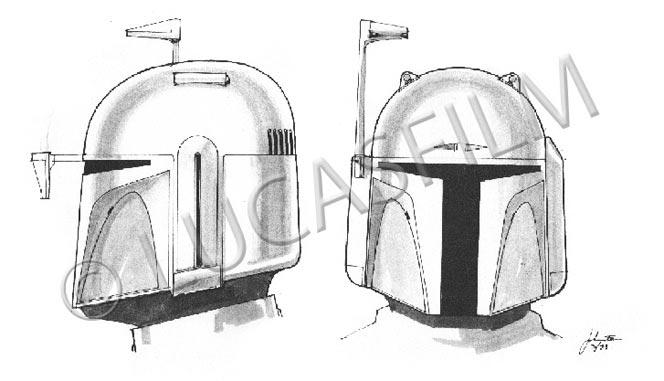 Star Wars Boba Fett Artist Portfolio Acmefe13