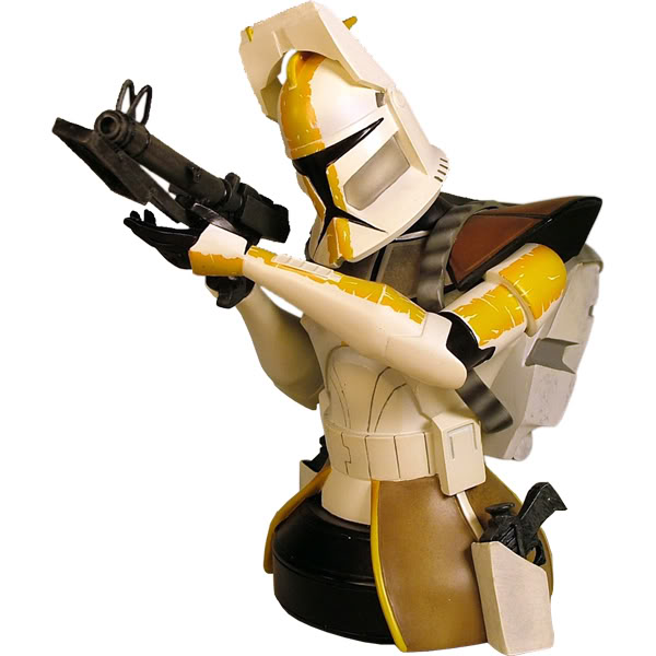 Gentle Giant Animated Commander Bly Action15