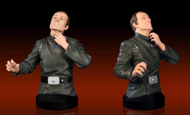 Gentle Giant  - Admiral Motti Mini-Bust Admira15
