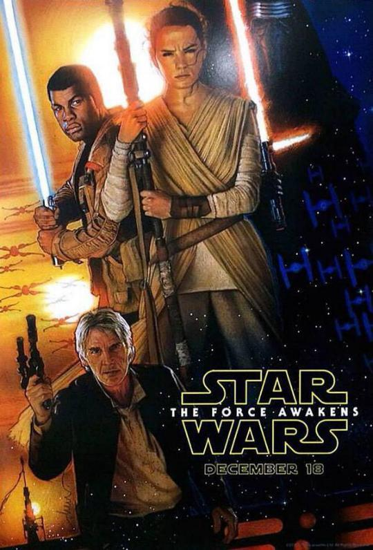 7 - Les posters de Star Wars The Force Awakens - Page 7 Affich20