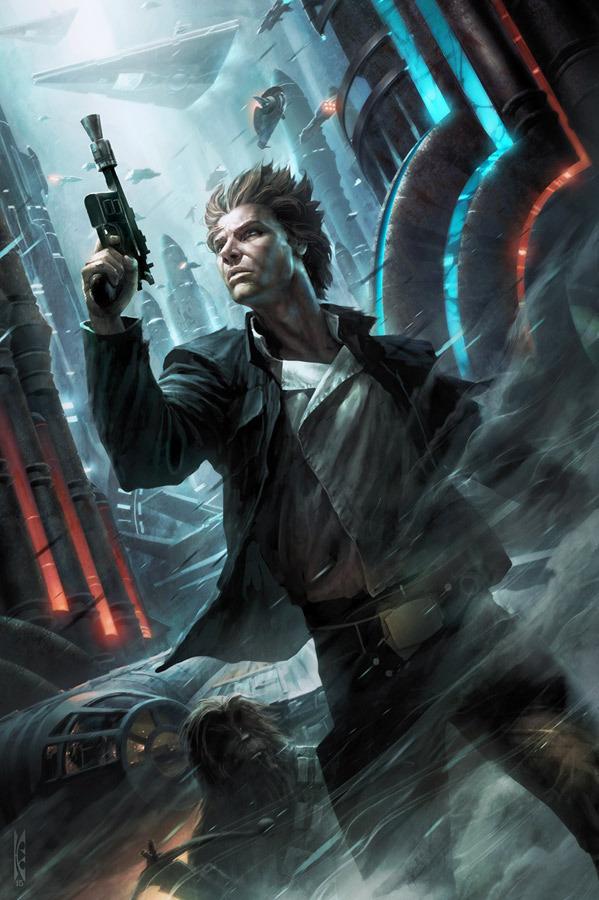 Artwork Star Wars - ACME - Ahead of the Odds Ahead_10