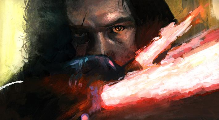 Artwork Star Wars - ACME - Allegiance to the Dark... Allegi10