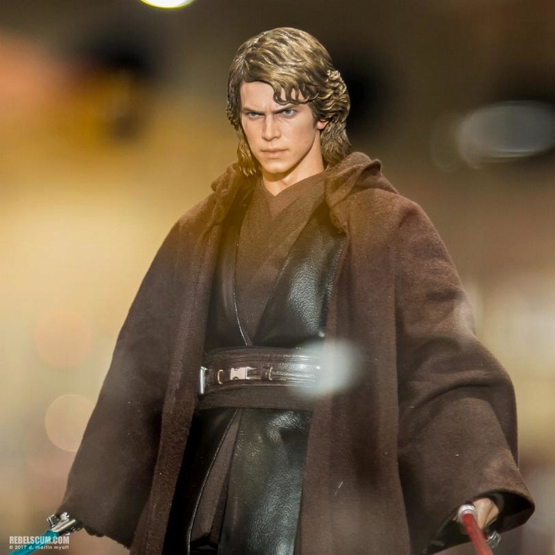Hot Toys Star Wars EP3 Anakin Skywalker Sixth Scale Figure  Anakin13