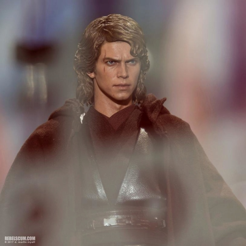 Hot Toys Star Wars EP3 Anakin Skywalker Sixth Scale Figure  Anakin14