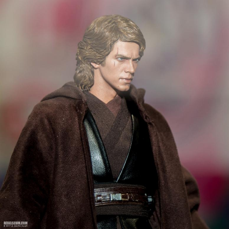 Hot Toys Star Wars EP3 Anakin Skywalker Sixth Scale Figure  Anakin17